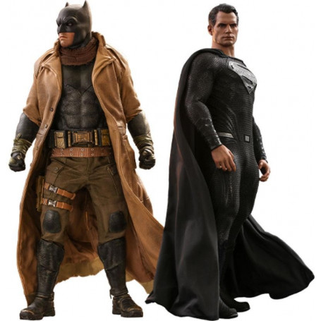 Hot Toys - Zack Snyder - Justice League Knightmare Batman and Superman
