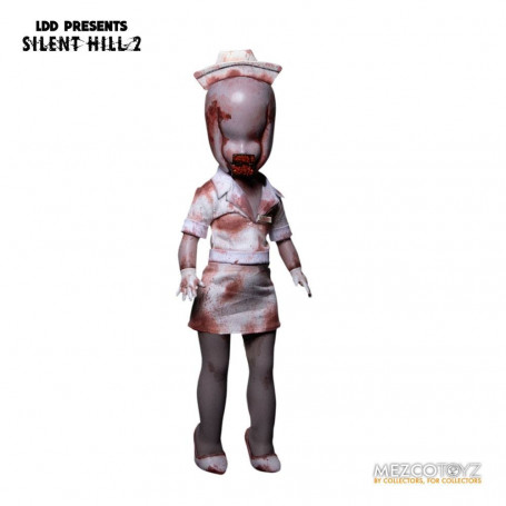 Mezco Living dead Dolls - Bubble Head Nurse - Silent Hill 2