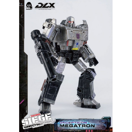 ThreeZero - Deluxe Megatron Transformers: War For Cybertron Trilogy