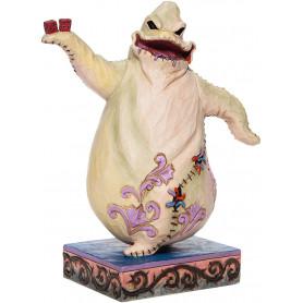 Enesco Disney Traditions - Oogie Boogie - L'Etrange Noel de Mr. Jack - Showcase