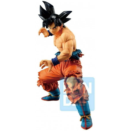 Banpresto - Ichibansho DB Super - Son Goku Ultra Instinct Sign Ultimate Variation