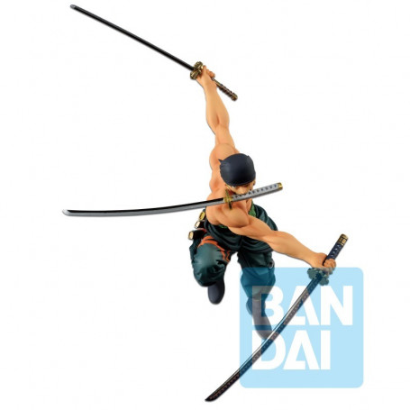 "Bandai One Piece - Ichibansho ""Great Banquet"" Zoro"