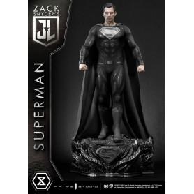 Prime 1 Studio - Superman Black Suit Edition - Zack Snyder's Justice League