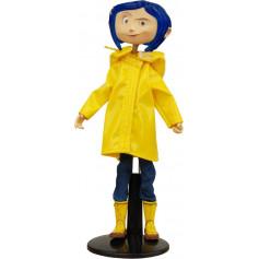 Neca Poupée Coraline Raincoat doll