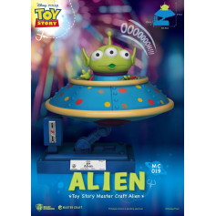 Beast Kingdom Disney - Master Craft Toy Story - Alien