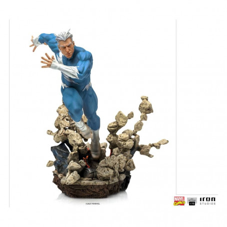 Iron Studios - Marvel Quicksilver BDS Art Scale 1/10