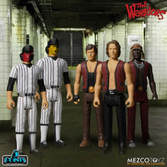 Mezco 5 Points - The Warriors Boxed Set