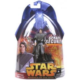 Star Wars Episode III Figurine Captain Antilles
