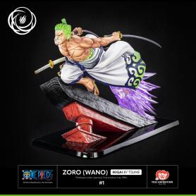 Tsume - One Piece - Roronoa Zoro Wano - Ikigai