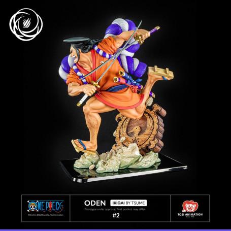 Tsume - One Piece - Roronoa Zoro Wano - Oden