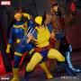 Mezco One:12 Marvel Universe Wolverine Deluxe Steel Box Edition figurine 1/12