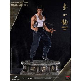 Blitzway - Bruce Lee statuette 1/4 Tribute version 4- 55 cm