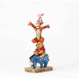Enesco - Winnie l'Ourson - Built by Friendship - Disney Tradition by Jim Shore
