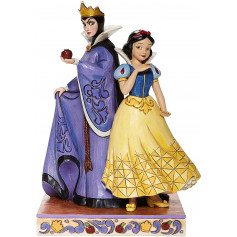 Enesco Disney Traditions - Blanche Neige et les 7 Nains - Snow White and the Evil Queen