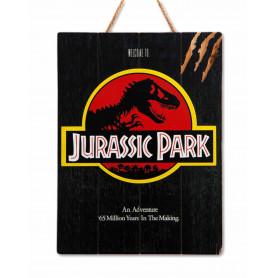 Doctor Collector - Jurassic Park - WOODART 3D PRINT