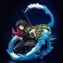 "Tamashii - Demon Slayer - Tomioka Giyu ""Water Breathing"" - SHF 0 - FIGUARTS"