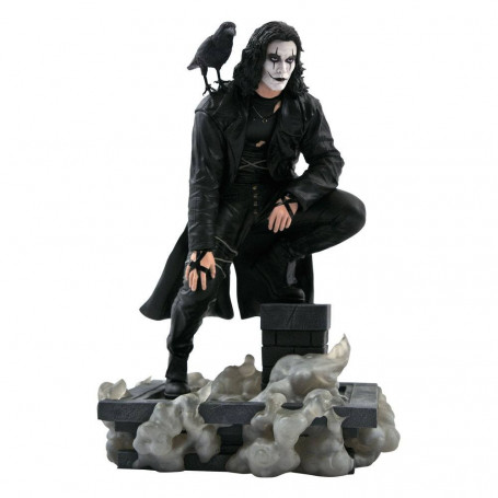 Diamond Select - Gallery The Crow Rooftop - Eric Draven