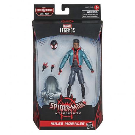 Marvel Legends - Miles Morales - SPIDER-MAN INTO THE SPIDER-VERSE