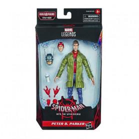 Marvel Legends - Peter Parker - SPIDER-MAN INTO THE SPIDER-VERSE