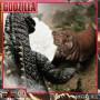 Mezco 5 Points XL Deluxe Box Set Round 1 - Godzilla : Les envahisseurs attaquent