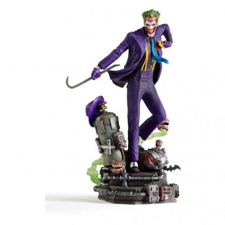 Iron Studios - The Joker - Deluxe Art Scale 1/10
