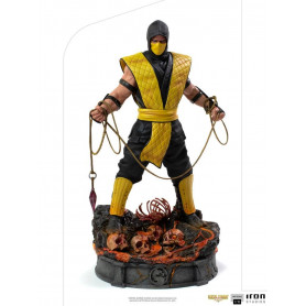 Iron Studios - Mortal Kombat - Scorpion BDS Art Scale 1/10