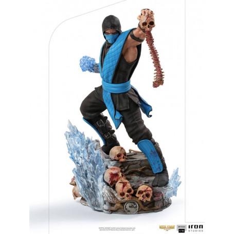 Iron Studios - Mortal Kombat - Sub-Zero BDS Art Scale 1/10
