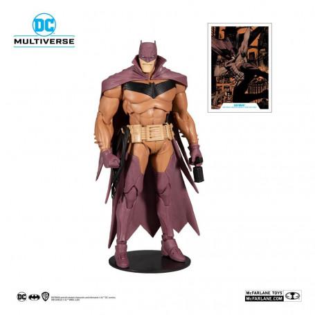 Mc Farlane - DC Multiverse - White Knight Batman (Red Variant) 1/12