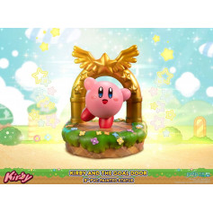 First 4 Figures - Kirby and the Goal Door - statuette PVC