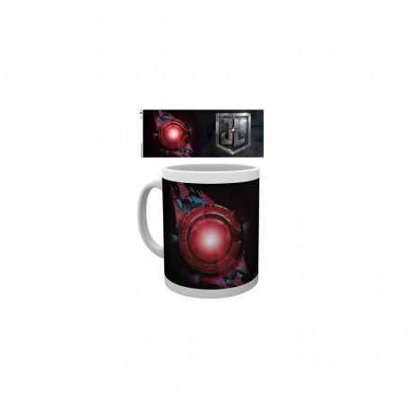 GB-Eye - Mug Justice League - Cyborg Logo