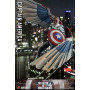 Hot Toys Marvel - Captain America 1/6 - The Falcon and The Winter Soldier