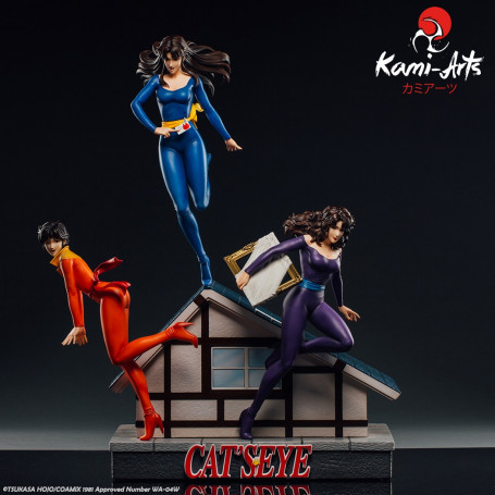 Kami Arts - Cat's Eyes Statue 1/6