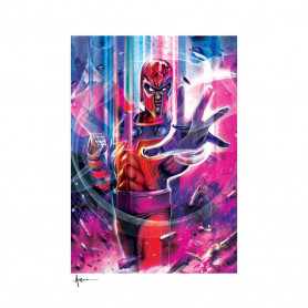Marvel impression - Art Print Magneto - 46 x 61 cm - non encadrée