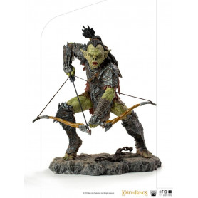 IRON STUDIOS - Archer Orc BDS Art Scale 1/10 - Lord of the Rings