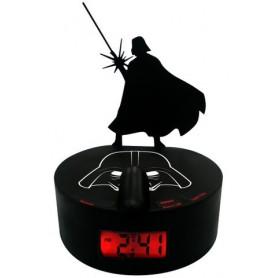 Star Wars - Shadow Clock - Darth Vader - Dark vador horloge