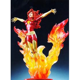 Bowen Designs Painted Statue - Dark Phoenix Variant version - OCCASION