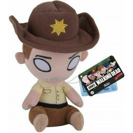 Funko - The Walking Dead Mopeez Rick Grimes