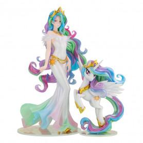Kotobukiya My Little Pony Bishoujo - Princess Celestia - Mon Petit Poney 1/7