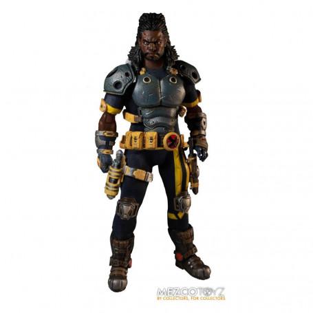 Mezco One 12 - Bishop - X-Men