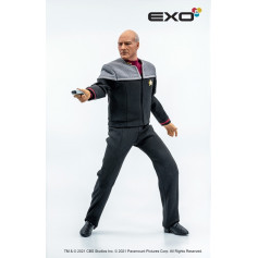 EXO-6 - Star Trek: First Contact - Captain Jean-Luc Picard 1:6 Scale Figure