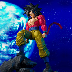 Bandai Dragon Ball GT - SHF SHFiguarts - Son Goku SSJ4