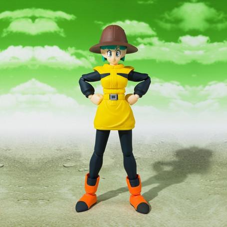 Bandai - Dragon Ball Z - SH Figuarts - S.H.F - Bulma - Journey to Planet Namek