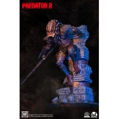 Infinity Studio - Predator 2 statuette 1/4 City Hunter Ultimate Edition - 65 cm