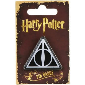 HARRY POTTER - Badge Deathly Hallows - Reliques de la Mort
