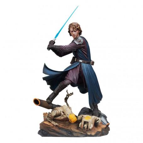 Sideshow Star Wars Statue Anakin Skywalker - Mythos