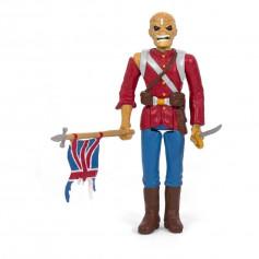 Funko Reaction - The Trooper Eddie - Iron Maiden