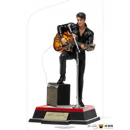 IRON STUDIOS - Elvis Presley Comeback Special 1/10 Deluxe Art Scale