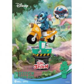 Beast Kingdom Disney Coin Ride Series diorama STITCH - PVC D-Stage