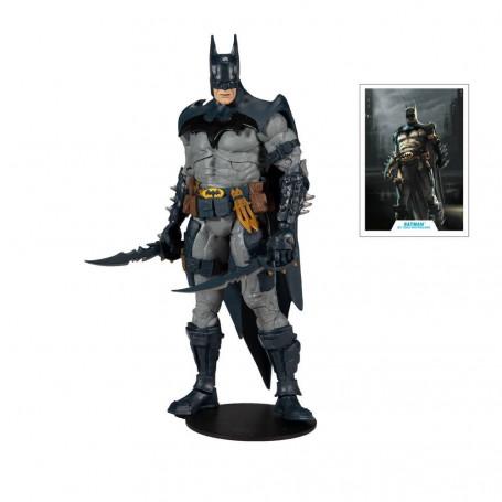 Mc Farlane - DC Multiverse - Batman Designed by Todd McFarlane Version Bleue 1/12