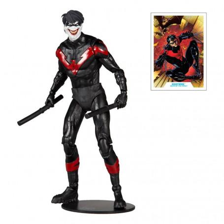 Mc Farlane - DC Multiverse - Nightwing Joker 1/12
